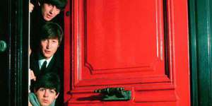 Jean Marie Perrier - The Beatles - Maddog Gallery