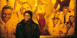 Jean Marie Perrier - James Brown - Maddog Gallery
